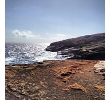 A Peaceful Drive Around Hawaii Photographic Print