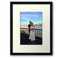 Sue & Andre Framed Print