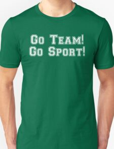 Generic Sports T-Shirt for the Ill-Informed Unisex T-Shirt