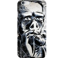 Twilight Zone Eye of the Beholder Rod Serling CBS TV Show iPhone Case/Skin