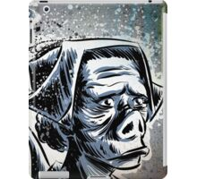Twilight Zone Eye of the Beholder Rod Serling CBS TV Show iPad Case/Skin