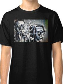Twilight Zone Eye of the Beholder Rod Serling CBS TV Show Classic T-Shirt