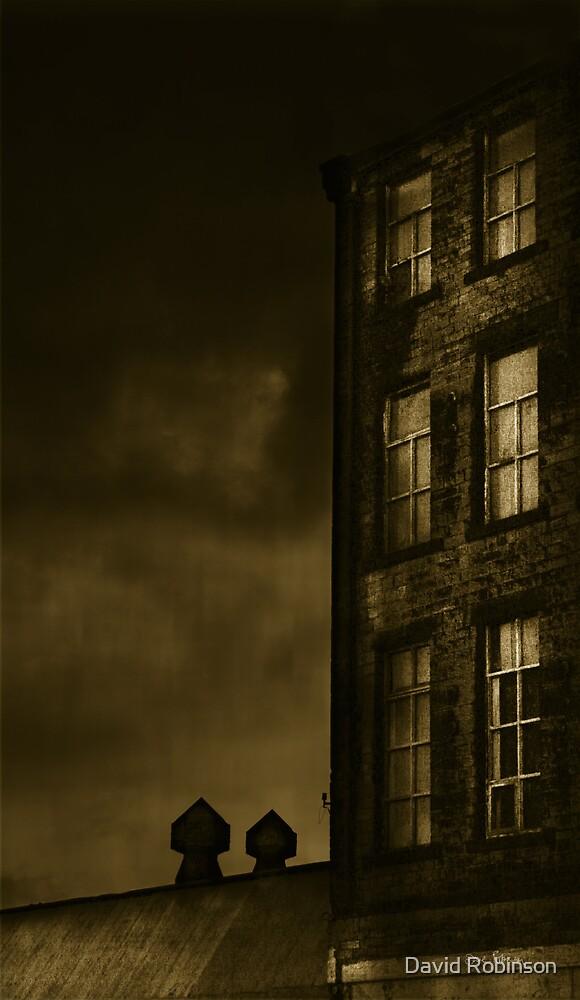 Dark satanic mill #2 by David Robinson