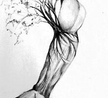 Vein of roots by Jiezilla