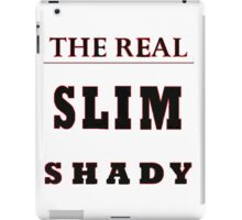 Slim Shady iPad Case/Skin
