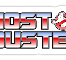 TF Ghostbusters (Ready 2 Believe) Wht Ver.3 Sticker
