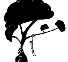 The Hanging Tree by tomuchi