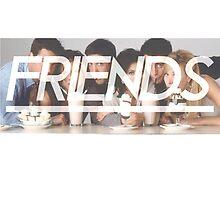 Friends Milkshake! by quinnwentz777