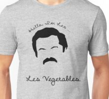 Les Vegetables. More Happiness.  Unisex T-Shirt