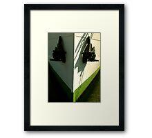 Bows On Framed Print
