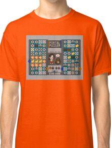 Portal Puzzler Classic T-Shirt