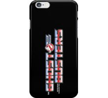 TF Ghostbusters (Ready 2 Believe) Blk ver.3 iPhone Case/Skin