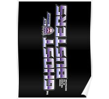 TF Ghostbusters (Choose The Form) Blk Poster