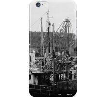 Working Boats iPhone Case/Skin