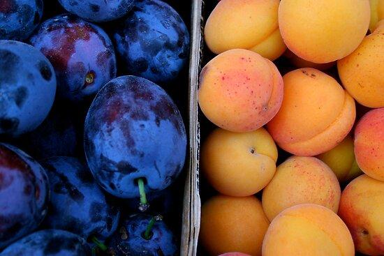Fruit Segregation by Liza Carlson