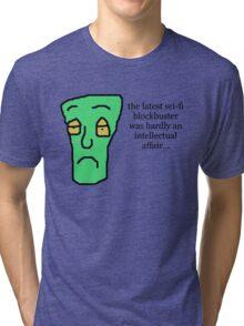 Sci-fi blockbuster Tri-blend T-Shirt