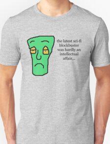 Sci-fi blockbuster Unisex T-Shirt