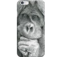 """The Thinker"" iPhone Case/Skin"