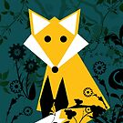 Fox by jkartlife