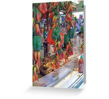 San Gennaro Festival Greeting Card