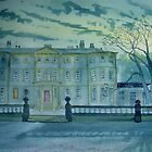 """By the Light of the Moon- Sewerby Hall"" by Glenn Marshall"