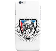 czech republic ice hockey shield iPhone Case/Skin
