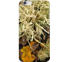 Seaweed and Lichen Mull Head iPhone Case/Skin