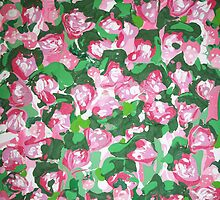 """""""Strawberry Mania"""" by Adela Camille Sutton"""