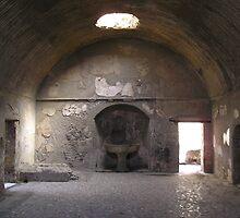 Roman Bath House, Pompeii by James Hennman