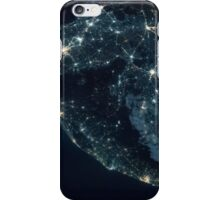 India from Space - India at night - International Space Station - NASA iPhone Case/Skin