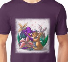[Tea Cup Dragons] Lily Couple Unisex T-Shirt