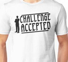 Challenge accepted Funny Geek Nerd Unisex T-Shirt