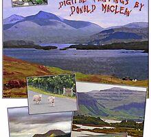 Memories of Mull: Digital Paintings by Donald MacLean by Laggan