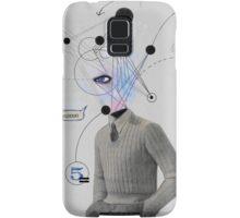 mr logical  Samsung Galaxy Case/Skin
