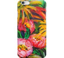 Flowers still life iPhone Case/Skin