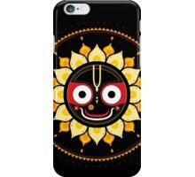 Lord Jagannatha. iPhone Case/Skin