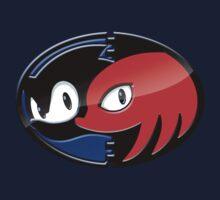 Sonic & Knuckles Kids Clothes