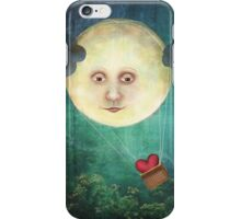 Love you to the Moon iPhone Case/Skin