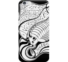 Psychedelic Opabinia iPhone Case/Skin