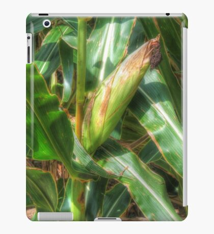 Corn Crop iPad Case/Skin