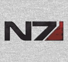 Commander Shepard - Mass Effect Kids Clothes