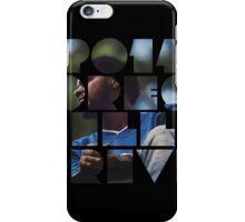 J.COLE '2014 Forest Hills Drive' iPhone Case/Skin