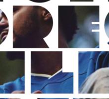 J.COLE '2014 Forest Hills Drive' Sticker