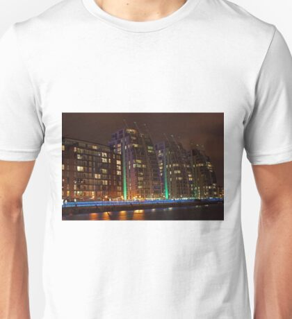 Blue Streak Quays Unisex T-Shirt