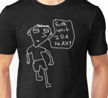 Funk unit 2 DA MAX! (white) Unisex T-Shirt