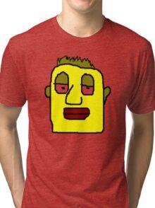 Thought process Tri-blend T-Shirt