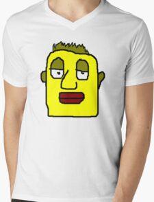 Thought process Mens V-Neck T-Shirt