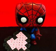Spider-Man Valentines by FendekNaughton
