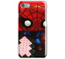 Spider-Man Valentines iPhone Case/Skin