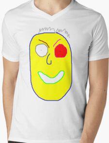 Stranger danger Mens V-Neck T-Shirt